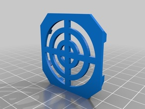 40 x40mm Fan Guard without Screw Simple Style