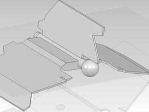 Starwars Eta class shuttle (X-Wing tabletop game)