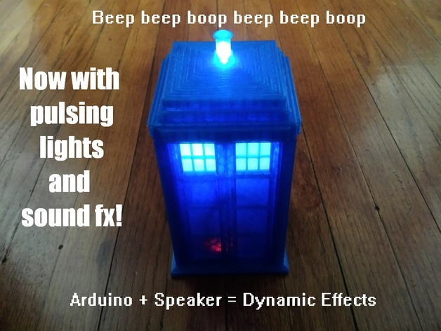 Arduino Sound Effects Library