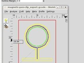 outline plugin for skeinforge