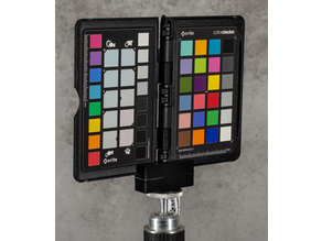 "Color Checker Passport 1/4"" mount Stativadapter"