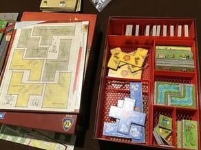 Barenpark Board Lightweight Game Storage Insert