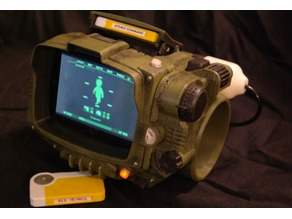 Fallout 4 - Pip-Boy 3000 Mark IV - Phone Version