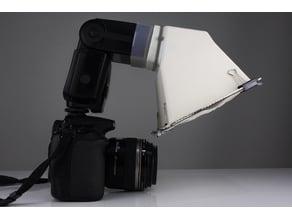 Speedlight Flash Diffuser for Macro (Yongnuo & Canon)
