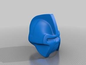 Battlestar Galactica Cylon Centurion Helmet