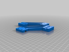 X Axis Stabilizer for Prusa i2