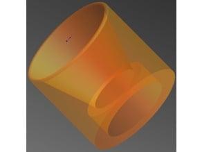 Wake RTA Venturi Drip Tip (11mm internal Dia.)