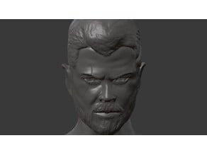 Thor Ragnarok Bust
