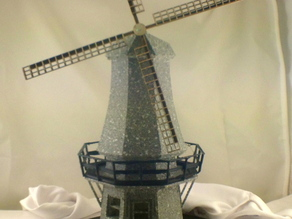 Dutch Style Windmill Laser Cut Blade