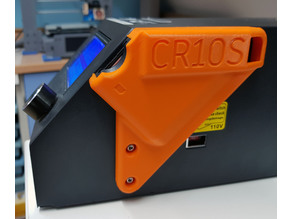 SD Card adapter housing for the Creality CR10\CR10S\Mini V2
