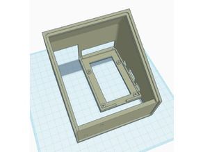 Ender 3 LCD Box w/ Raspberry Pi Tray