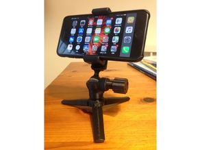 Phone Tripod Stand - Adjustable - No S