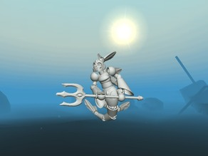 Tinkerplay mermaid