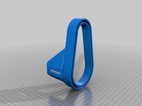 X-Carve CNC router dust shoe