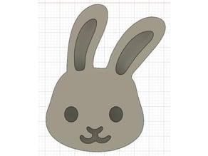 Emoji Rabbit