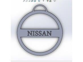 Keyholder for Nissan