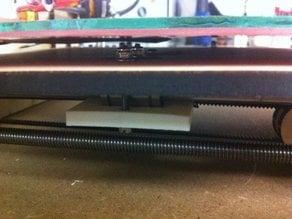 MakerFarm Y Bed LM8UU Bearing Brackets