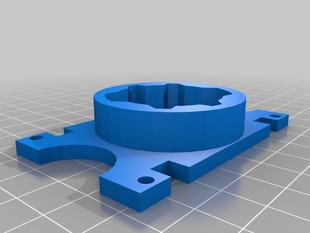 Laser Cutter Adapter and Script for Thing-O-Matic