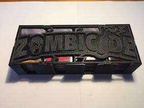 Zombicide - card tray - regular seasons