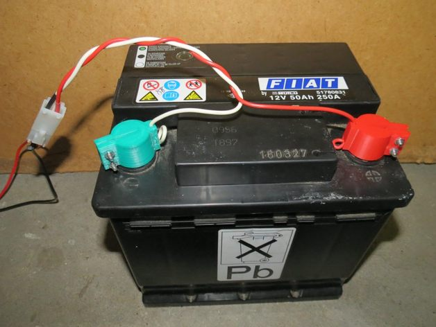 Poleshoes Insulated Terminals For 12v Lead Acid