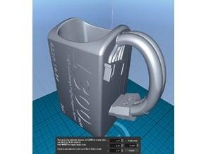 Lipo Battery Coffee Cup