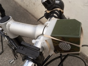 Bike Stem Bracket for Bluetooth Speaker