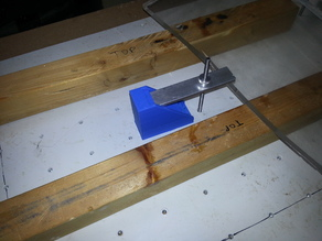 CNC Clamping Stairs