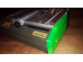 Proxxon KS 230 - replacement for lost or damaged dust cover