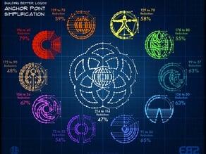 Original EPCOT Center emblems