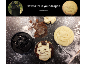 How to train your dragon  |  COOKIECUTTER