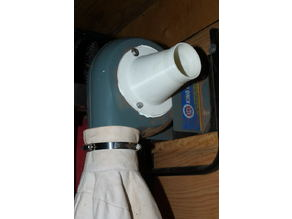 Inlet for Mini dust collector