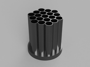 """19 Shot Absolver for 2.5"""" PVC Fittings"""