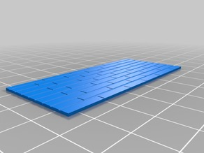 Tile Plate/Slab