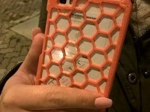 Hexagon Case for Huawei P8 Lite