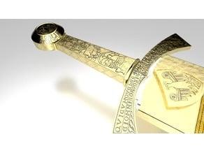 Szczerbiec (the Jagged Sword)