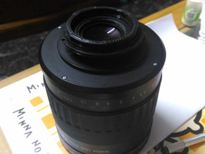 T-Mount(M42) to Canon EOS Adapter
