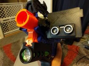 Project Predator: Nerf Stryfe mod