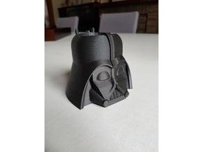 Darth Vader Pen Cup pegboard