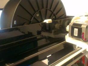Fully printable spoolholder