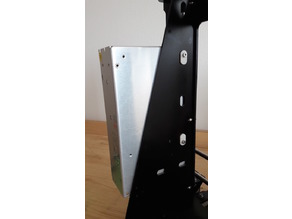 P3Steel Power Supply Mounting Bracket