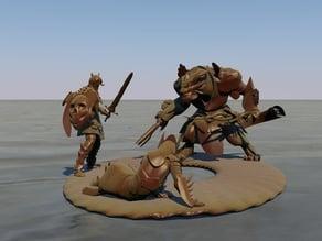 Ascalon Dungeon GuildWars2