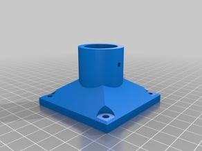 Modular Shelf Connectors for PVC Tubing