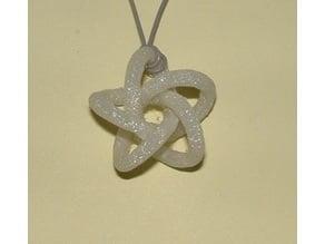 Infinty Star Pendant