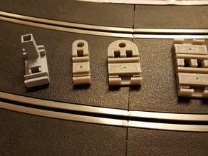 1:32 Slot car fence connectors