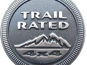 Jeep Trail Rated 4x4