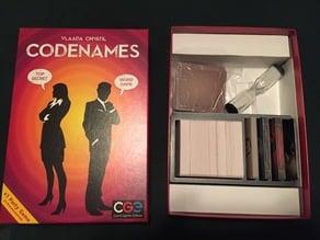 Codenames Card Game Organizer