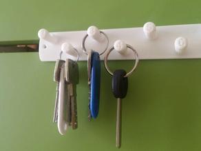 Key holder - Giltzentzako zintzilikailua - Colgador para llaves