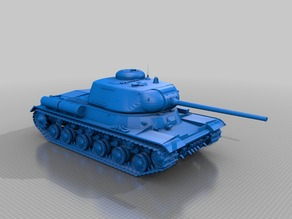 IS-1 (JS1) - The First Heavy Tank of IS series.