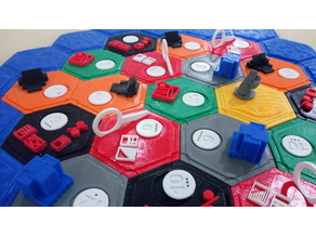 Auditors of Catan (Business Process Systems) based on Settlers of Catan