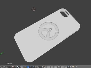 Overwatch Logo iPhone case 5/5s/SE -FIXED-